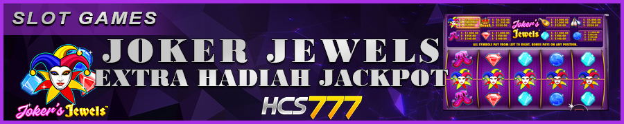 HCS777 EVENT JOKER JEWEL EXTRA JACKPOT